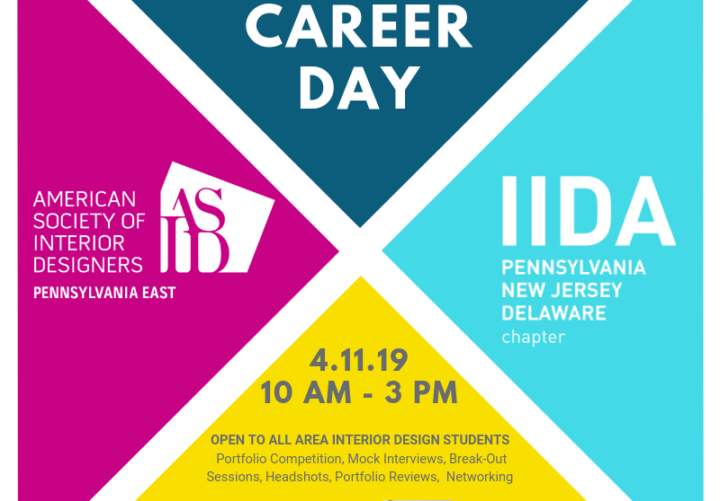 ASID PA EAST & IIDA PA/NJ/DE Student Career Day