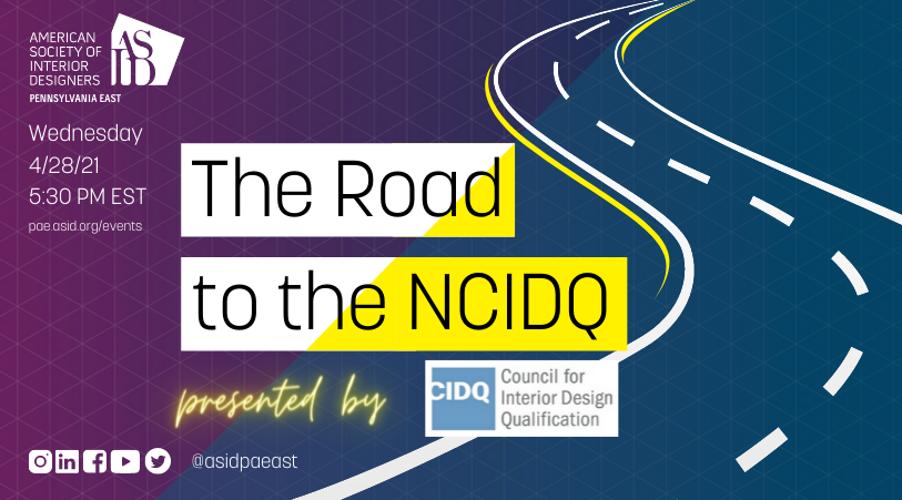 The Road to the NCIDQ